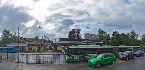 Панорама быстрое питание — Шаурма — Москва, фото №1