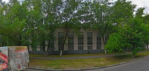 Панорама буровые работы — Водный арсенал — Москва, фото №1