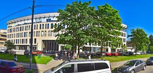 Панорама фітнес-клуб — WeGym — Москва, фото №1