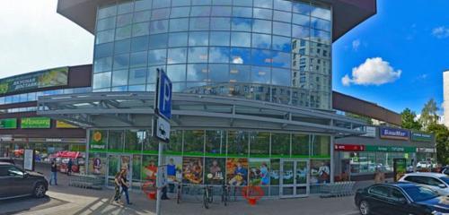 Панорама шторы, карнизы — Салон Антураж — Мытищи, фото №1