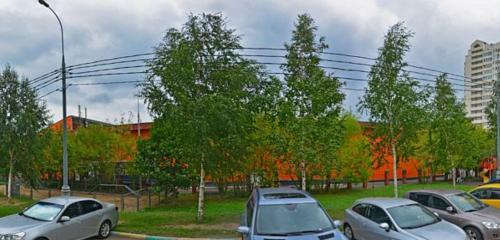 Панорама магазин канцтоваров — Мастер-Фломастер — Москва, фото №1