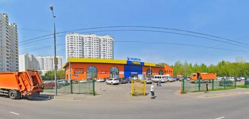 Панорама магазин детской обуви — Весёлые ножки — Москва, фото №1
