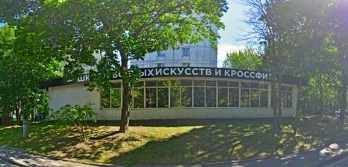 Панорама спортивная школа — Школа боевых искусств Дмитрия Носова — Москва, фото №1