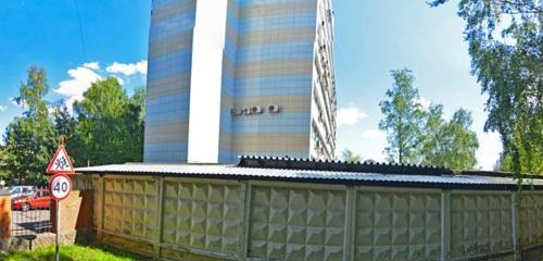 Панорама системы безопасности и охраны — Элиском-СБ — Москва, фото №1