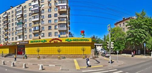 Панорама окна — Немецкие Окна — Москва, фото №1