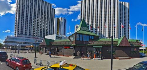 Панорама ресторан — Кружкапаб — Москва, фото №1