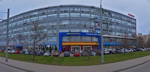 Панорама товары для творчества и рукоделия — Радуга-МСК — Москва, фото №1