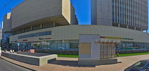 Панорама магазин автозапчастей и автотоваров — Exist.ru — Москва, фото №1