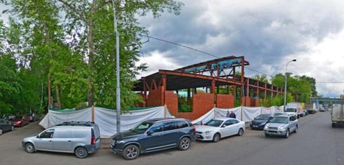Панорама нанесение покрытий — ПрофОкраска — Москва, фото №1