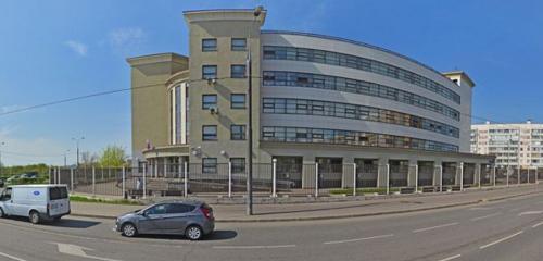 Панорама суд — Люблинский районный суд — Москва, фото №1