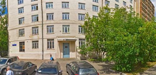 Панорама общежитие — МГТУ имени Н.Э. Баумана, общежитие № 5 — Москва, фото №1