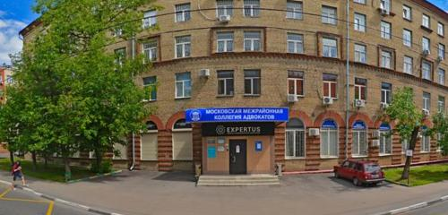Панорама кирпич — Андреевский Кирпичный завод — Москва, фото №1