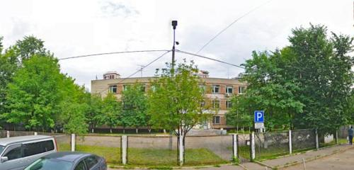 Панорама военкомат — Пункт отбора на военную службу по контракту — Королёв, фото №1