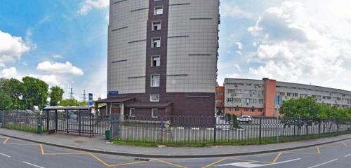 Панорама пункт предрейсового осмотра — ПредРейс МСК — Москва, фото №1