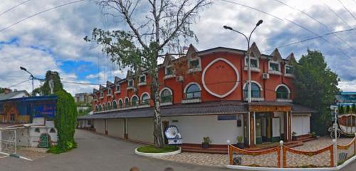 Panorama hotel — Complex Smirnov — Pushkino, photo 1