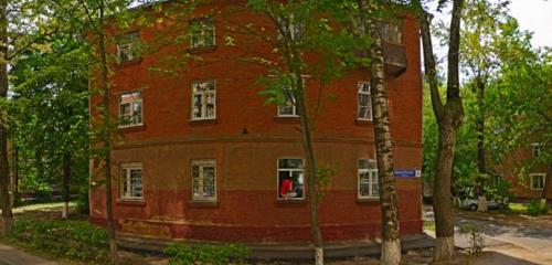 Панорама лестницы и лестничные ограждения — Анодперила — Королёв, фото №1