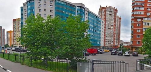 Панорама салон бровей и ресниц — Студия наращивания ресниц Lash Flash — Люберцы, фото №1
