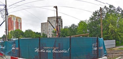 Панорама поликлиника для взрослых — Лрб № 2, Поликлиническое отделение № 5 — Люберцы, фото №1