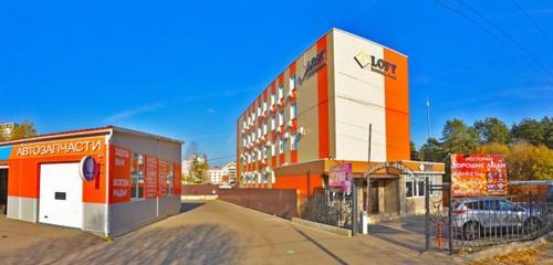 Panorama hotel — Loft Boutique Hotel — Korolev, photo 1