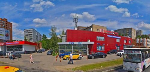 Панорама шкафы-купе — CupeDoors — Реутов, фото №1