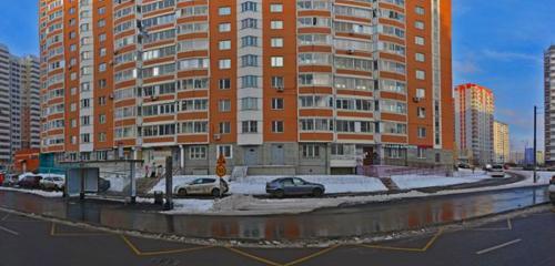 Панорама автошкола — Эталон — Москва, фото №1