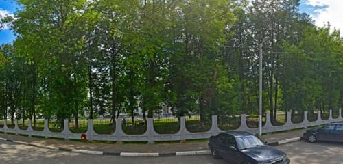 Panorama hospital — Surgical building of the Shchelkovo district hospital № 2 — Shelkovo, photo 1