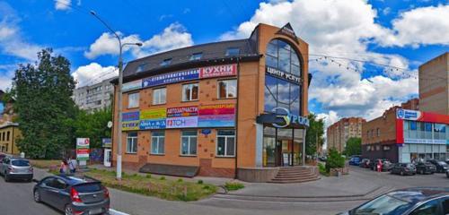 Panorama beauty salon — Студия дизайна Евгении Тухбеевой — Shelkovo, photo 1