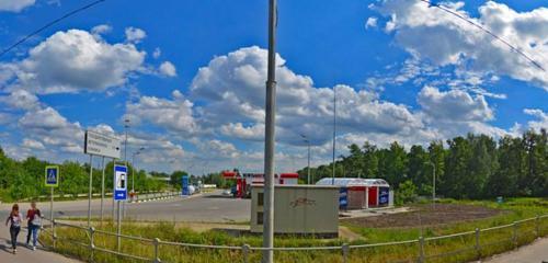 Panorama gas station — Neftmagistral — Shelkovo, photo 1