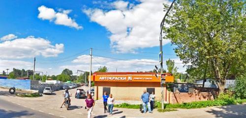 Панорама магазин автозапчастей и автотоваров — Авто-ТМ — Москва и Московская область, фото №1