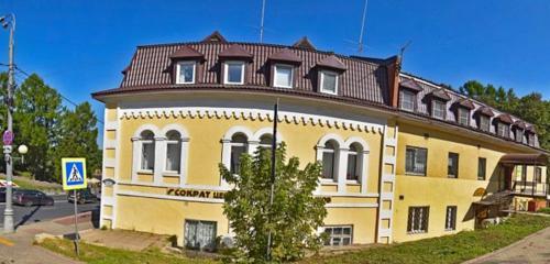 Панорама стоматологическая клиника — ДантистЪ — Сергиев Посад, фото №1