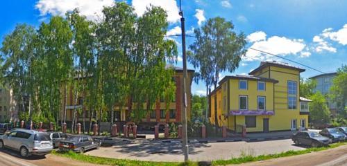 Panorama centers of state and municipal services — MFTs Shchelkovsky munitsipalny rayon Otdeleniye po priyemu zayaviteley V p. Monino — Moscow and Moscow Oblast, photo 1