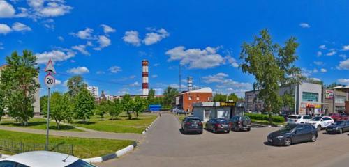 Панорама расчётно-кассовый центр — МосОблЕИРЦ, офис обслуживания — Электрогорск, фото №1