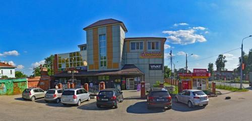 Панорама торговый центр — Дулёво — Ликино-Дулево, фото №1