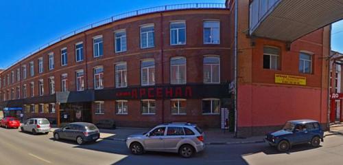 Панорама кафе — Арсенал — Орехово-Зуево, фото №1