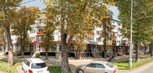 Панорама барбершоп — FIDEL — Краснодар, фото №1