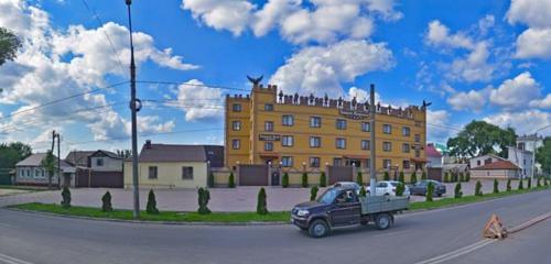 Панорама сауна — Римская баня — Воронеж, фото №1