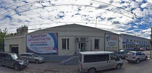 Панорама магазин автозапчастей и автотоваров — КореяПарт — Рязань, фото №1