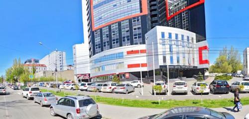 Панорама бизнес-центр — Гвардейский — Ростов-на-Дону, фото №1