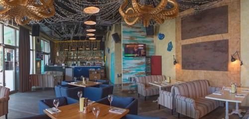 Панорама ресторан — Voda — Сочи, фото №1