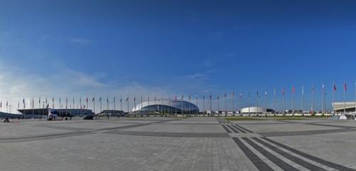 Panorama park — Olympic Park — Sochi, photo 1