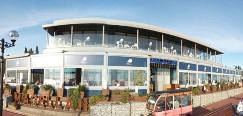 Panorama restaurant — Магеллан — Sochi, photo 1