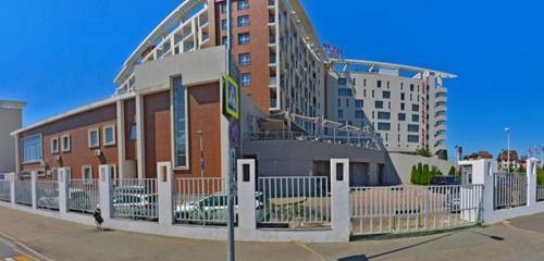 Панорама гостиница — Bridge Resort — Сочи, фото №1