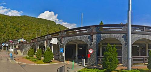 Панорама автомобильная парковка — Автомобильная парковка — Сочи, фото №1