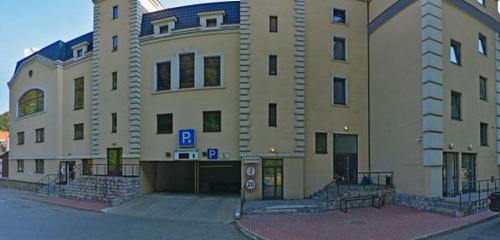 Панорама автомобильная парковка — Парковка P6 — Сочи, фото №1