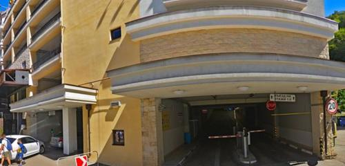 Панорама автомобильная парковка — Парковка P1 — Сочи, фото №1