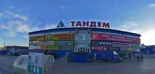 Панорама лестницы и лестничные ограждения — Лебедевъ — Владимир, фото №1