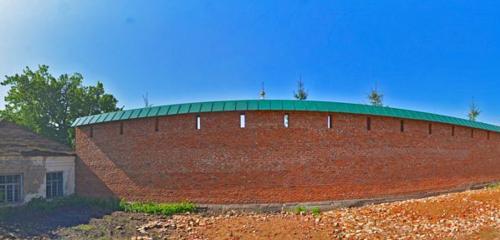 Панорама религиозное объединение — Козловский Свято-Троицкий мужской монастырь — Мичуринск, фото №1