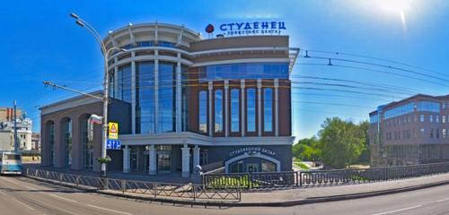 Панорама кинотеатр — Студенец синема — Тамбов, фото №1