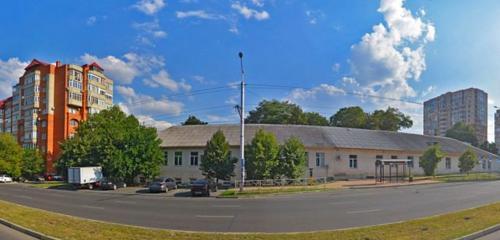 Панорама больница для взрослых — Ставропольская краевая клиническая больница — Ставрополь, фото №1