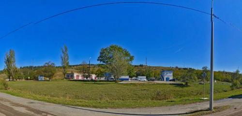 Панорама АГНС, АГЗС, АГНКС — Газпром газомоторное топливо, АГНКС — Черкесск, фото №1